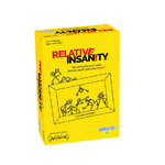 Relative Insanity Card Game Ages 14+Years Product Image