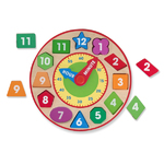 Shape Sorting Clock Ages 3-6 Years Product Image