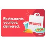 Grubhub eGift Card $25.00