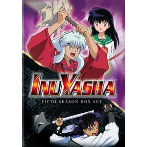 Inuyasha Season 5 Box Set Product Image
