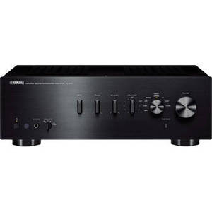 A-S301 Stereo Integrated Amplifier (Black) Product Image