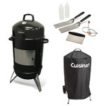 Ultimate Cuisinart Vertical Smoker Starter Pack Product Image