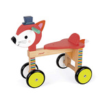 Baby Forest Fox Wooden Ride-Onm Ages 1+ Years Product Image