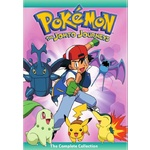 Pokemon-Johto Journeys-Complete Collection Product Image
