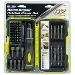 62-Piece Home Repair Ratcheting Driver Set Product Image