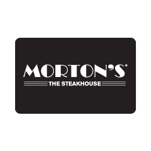 Morton's The Steakhouse eGift Card $25 Product Image