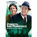 Streets of San Francisco-Season 5 V2 Product Image