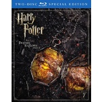 Harry Potter & the Deathly Hallows-P1 Product Image