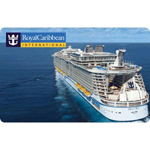 Royal Caribbean eGift Card $100.00 Product Image