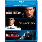 Above the Law/Under Siege 1 & 2 Product Image