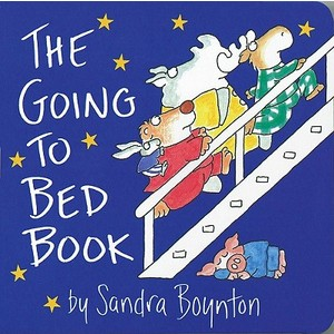 The Going to Bed Book Product Image