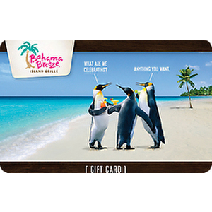 Bahama Breeze eGift Card $50 Product Image