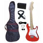 """31"""" Electric Guitar with 3 Watt Amplifier Product Image"""