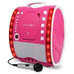 Portable Bluetooth Karaoke Machine Pink Product Image