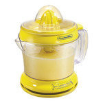 Juicit 34oz Electric Citrus Juicer Yellow Product Image