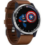 Legacy Hero First Avenger/Captain America Smartwatch (45mm) Product Image