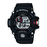 G-Shock Rangeman Solar Triple Sensor Watch Black Product Image