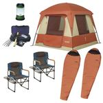 Copper Canyon 4 Frontcountry Tent & Accessories Package Product Image