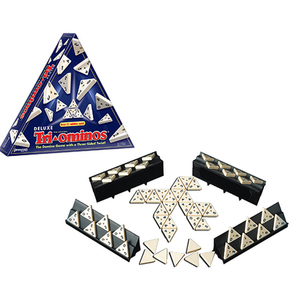 Tri-Ominos Deluxe Ages 8+ Years Product Image