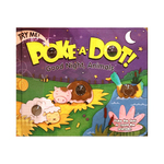 Poke-A-Dot: Goodnight Animals Book Ages 3+ Years Product Image