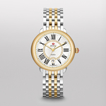 Ladies Serein Two-Tone Watch Diamond & Mother of Pearl Dial Product Image