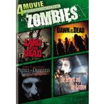 4-Movie Midnight Marathon Pack-Zombies Product Image