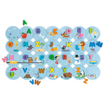 I Learn the Alphabet Giant Puzzle Ages 3-6 Years Product Image