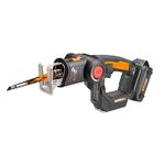 Worx 20V Li-Ion Axis Recip/Jig Saw/Extra Battery Product Image