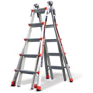 Revolution M22 Aluminum 1A Ladder System Product Image