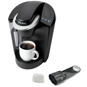 K55 Classic Coffeemaker Black Product Image