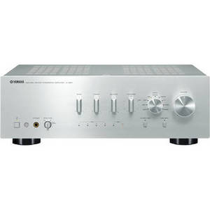 A-S801 Integrated Amplifier (Silver) Product Image