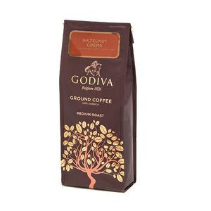 GODIVA Hazelnut Creme Ground Coffee Product Image