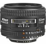 AF NIKKOR 50mm f/1.4D Lens Product Image