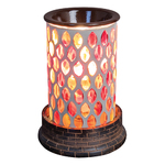 Majestic Sunset Mosaic Halogen Wax Melter Product Image