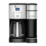 Cuisinart Coffee Center 12-Cup Coffeemaker and Single-Serve Brewer Product Image