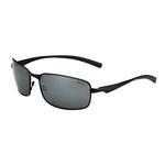 Key West Matte Black Sunglasses w/ TNS Polarized Lens Product Image