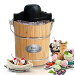 6qt Old Fashioned Ice Cream Maker Product Image