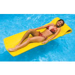 Sofskin Floating Foam Mat Yellow Product Image