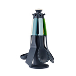 Elevate 6 Piece Kitchen Utensil Set w/ Carousel Opal Product Image