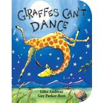 Giraffes Can't Dance Product Image