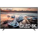 "Q900 75"" Class HDR 8K UHD QLED TV Product Image"