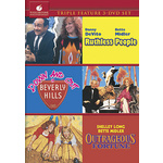 Ruthless People/Down & Out in Beverly Hills/Outrageous Fortune Product Image