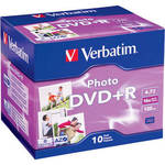 DVD+R Recordable Photo Disc in Jewel Case (Pack of 10) Product Image