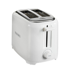 2-Slice Cool Touch Toaster White Product Image