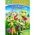 Leapfrog Letter Factory Adventures-Letter Machine Rescue Team Product Image