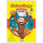Curious George-Spooky Fun Product Image