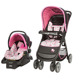 Minnie Mouse Garden Delight Amble Quad Travel System Product Image