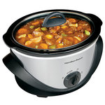 4 Quart Oval Slow Cooker Product Image