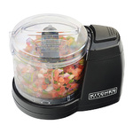 Electric Food Chopper Black Product Image