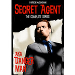 Secret Agent-Aka Danger Man-Complete Series Product Image
